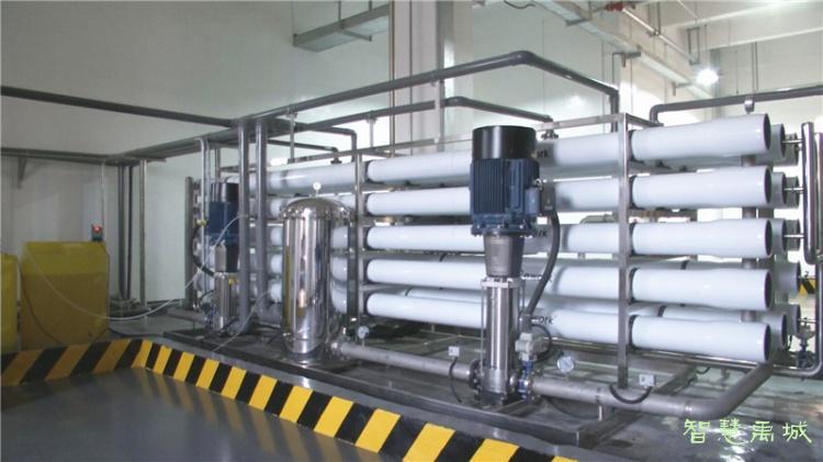 反渗透浓水回用设备
